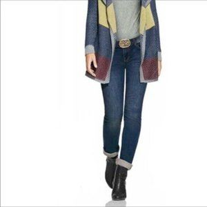 cAbi Jeans Womens Blue Moon Indie Style 514